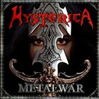 HYSTERICA Metalwar album cover