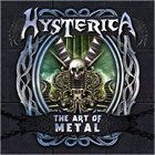HYSTERICA The Art of Metal album cover