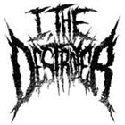 I THE DESTROYER Spectres album cover