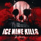 ICE NINE KILLS The Burning album cover