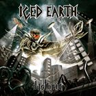 ICED EARTH Dystopia album cover