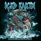 ICED EARTH Enter the Realm of the Gods album cover