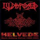 ILLDISPOSED Helvede album cover