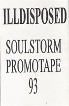ILLDISPOSED Soulstorm album cover