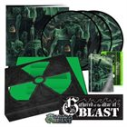 IMMOLATION Gathered At The Altar Of Blast album cover