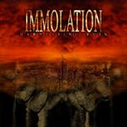 IMMOLATION Harnessing Ruin album cover