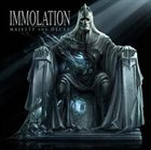 IMMOLATION Majesty and Decay album cover