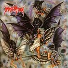 IMMOLATION Stepping on Angels... Before Dawn album cover
