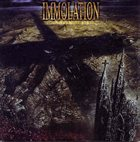 IMMOLATION Unholy Cult album cover