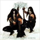 IMMORTAL Battles in the North album cover