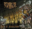IMMORTAL RITES Art Of Devolution album cover