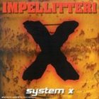 IMPELLITTERI System X album cover