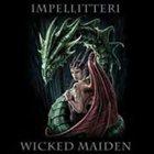 IMPELLITTERI Wicked Maiden album cover