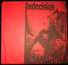 INDECISION Samaritan album cover