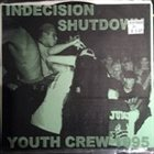 INDECISION Youth Crew 1995 album cover