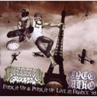 INFECTIOUS GROOVES Funk It Up & Punk It Up: Live In France '95 album cover