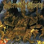 INFERNÄL MÄJESTY Unholier Than Thou album cover