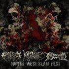 INGESTED North-West Slam Fest album cover