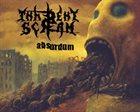 INHERENT SCREAM Absurdum album cover