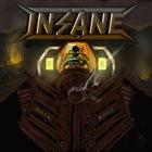 INSANE (SW) Death Race album cover