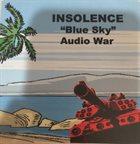 INSOLENCE Blue Sky album cover