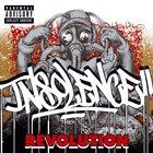 INSOLENCE Revolution album cover