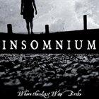 INSOMNIUM Where The Last Wave Broke album cover