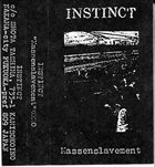 INSTINCT Massenslavement album cover