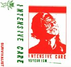 INTENSIVE CARE Voyeurism album cover