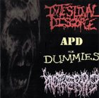 INTESTINAL DISGORGE APD for Dummies album cover