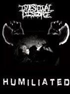 INTESTINAL DISGORGE Humiliated album cover