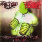 INTESTINAL DISGORGE Inhuman Acts of Sexual Torture album cover
