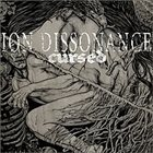 ION DISSONANCE Cursed album cover