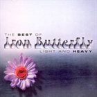 IRON BUTTERFLY Light and Heavy album cover