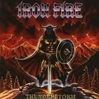 IRON FIRE Thunderstorm album cover