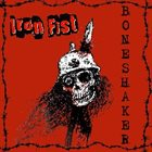 IRON FIST Boneshaker album cover