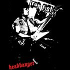 IRON FIST Headbanger album cover