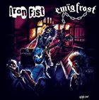 IRON FIST Iron Fist / Ewig Frost album cover