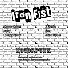 IRON FIST Motorpunk album cover