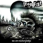 IRON FIST We Are Motorpunks album cover