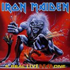 IRON MAIDEN A Real Live Dead One album cover