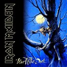 IRON MAIDEN — Fear Of The Dark album cover