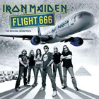 IRON MAIDEN Flight 666: The Original Soundtrack album cover