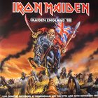 IRON MAIDEN Maiden England '88 album cover