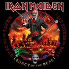 IRON MAIDEN Nights of the Dead, Legacy of the Beast: Live in Mexico City album cover