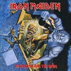 IRON MAIDEN — No Prayer For The Dying album cover