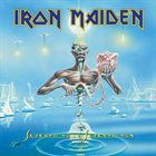 IRON MAIDEN Seventh Son Of A Seventh Son Album Cover