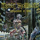 IRON MAIDEN — Somewhere In Time album cover