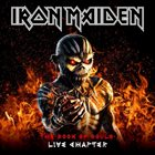 IRON MAIDEN The Book of Souls: Live Chapter album cover