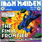 IRON MAIDEN The Final Frontier album cover